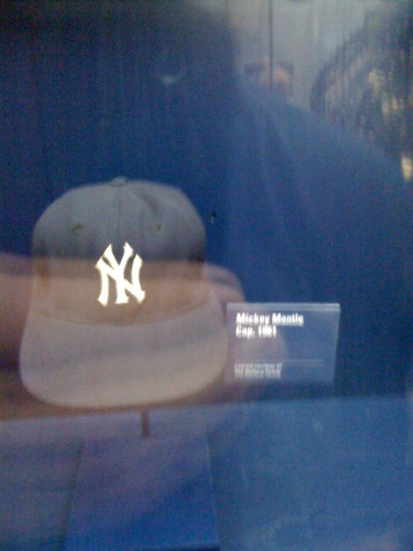 Mickey Mantle Cap