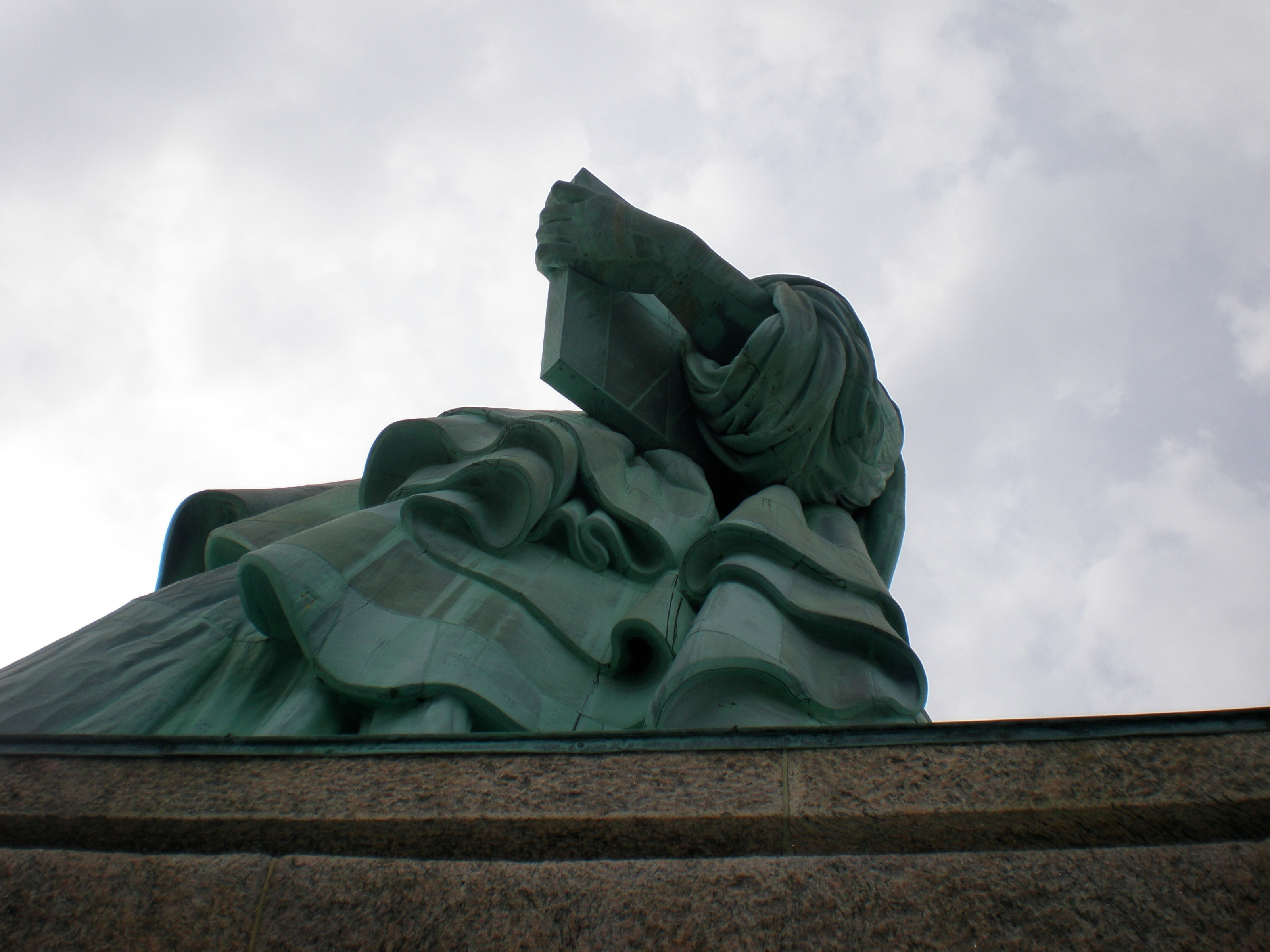 Statue Of Liberty Upskirt