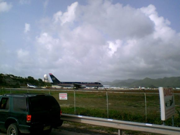 The famous PJIA Airport