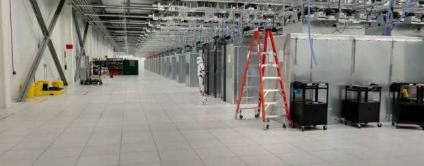 Google Data Center Storm Trooper