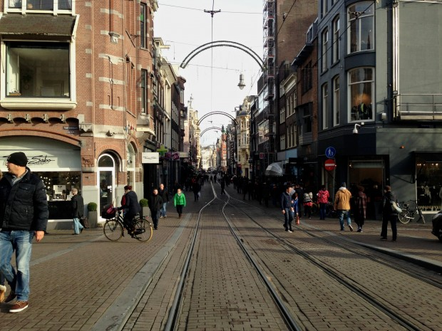 Amsterdam Street Robert Accettura S Fun With Wordage