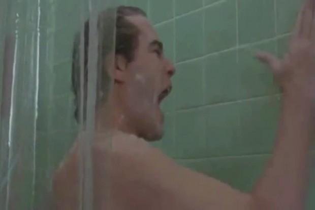 Goodfellas Ray Leotta JFK Theft Shower Scene