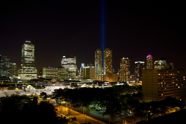 WTC Tribute In Lights