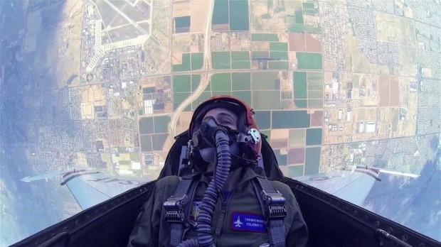 Thunderbird Selfie