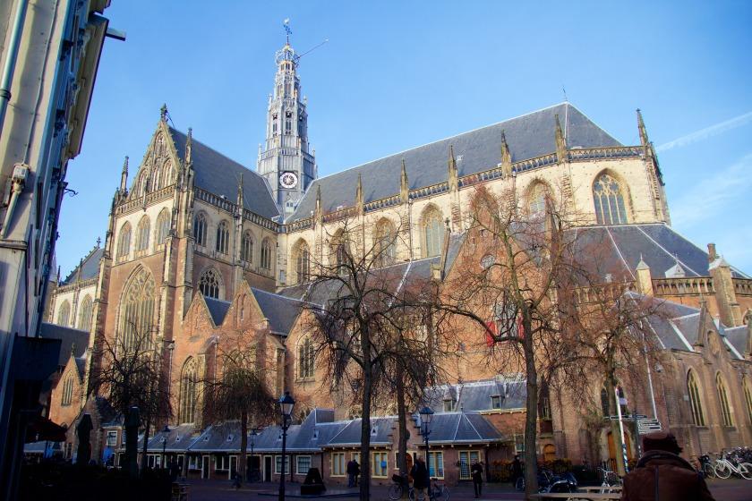 Grote Kerk Wide