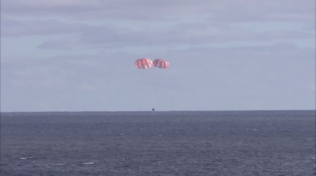 Orion Test Successful EFT-1