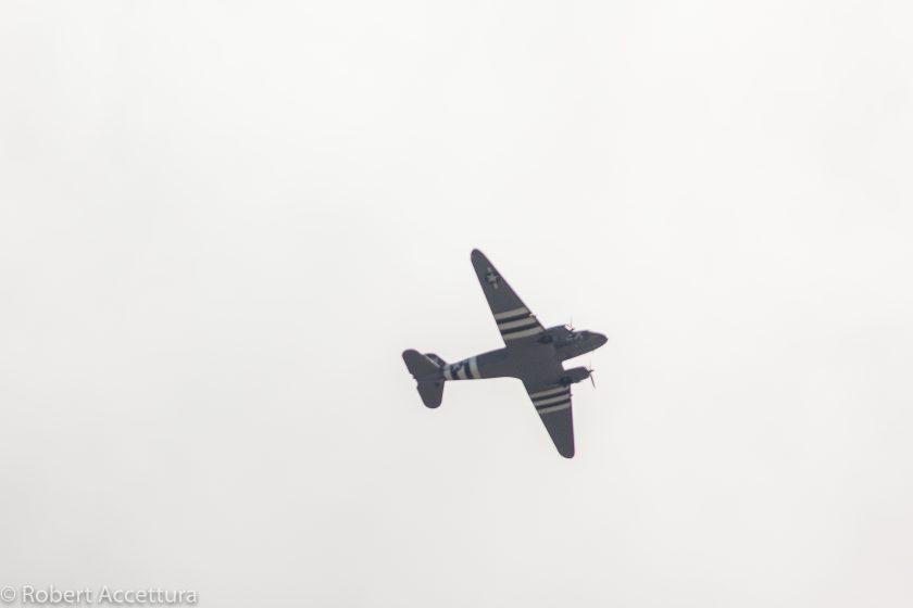 DC3 Flyover Detail
